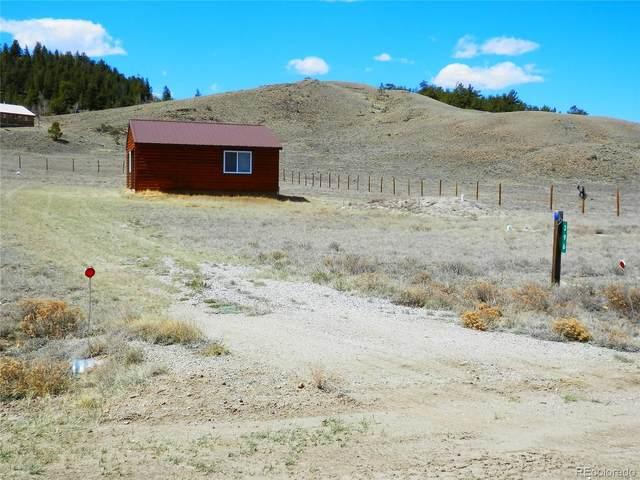 396 Stirrup Road, Hartsel, CO 80449 (#2137236) :: Symbio Denver