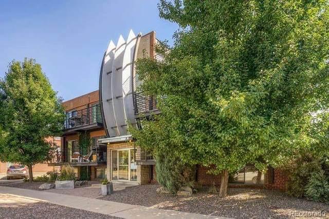 188 S Logan Street #305, Denver, CO 80209 (MLS #2137262) :: 8z Real Estate