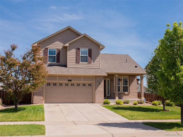 25871 E 3rd Place, Aurora, CO 80018 (MLS #2137589) :: 8z Real Estate