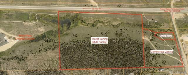 1927 County Road 5221, Tabernash, CO 80478 (#2137763) :: Symbio Denver