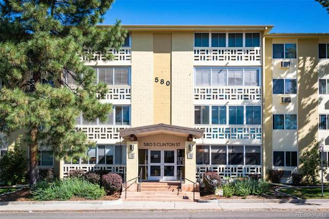 580 S Clinton Street 9B, Denver, CO 80247 (#2138608) :: The Colorado Foothills Team | Berkshire Hathaway Elevated Living Real Estate