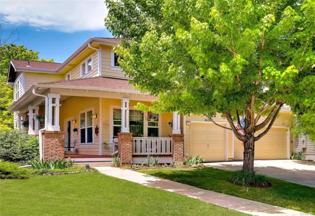 16367 Sheridan Drive, Parker, CO 80134 (#2138751) :: The DeGrood Team