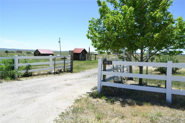 18074 County Road 150, Kiowa, CO 80117 (#2138925) :: Bring Home Denver