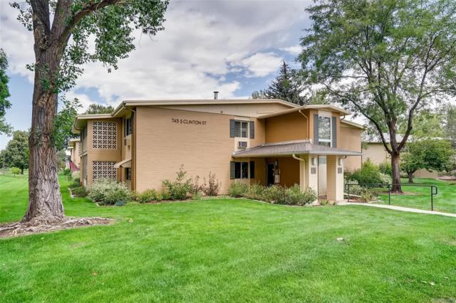 745 S Clinton Street 6A, Denver, CO 80247 (#2138932) :: Wisdom Real Estate