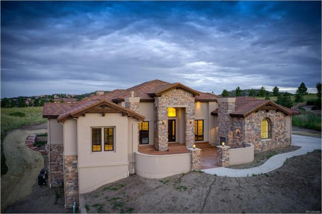 4854 Sonado Place, Parker, CO 80134 (MLS #2139171) :: Bliss Realty Group