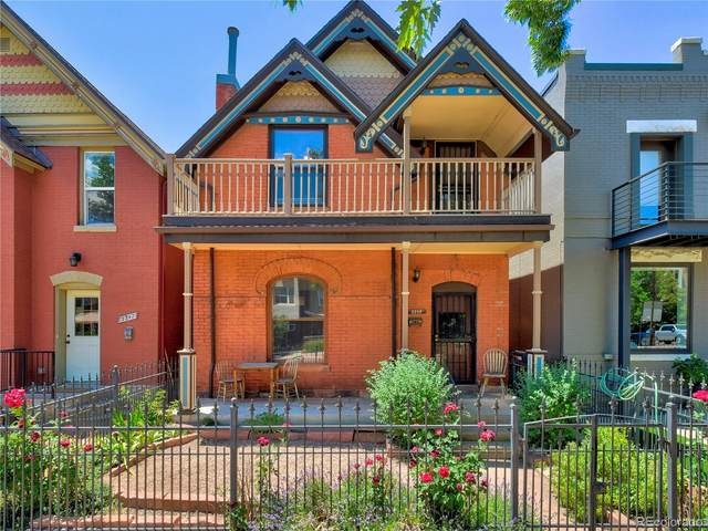 3349 N Tejon Street, Denver, CO 80211 (#2139251) :: West + Main Homes