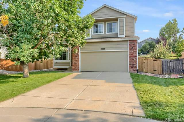 10088 Broome Way, Highlands Ranch, CO 80130 (#2139936) :: The DeGrood Team