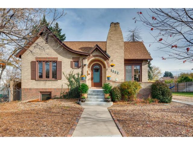 1350 Quince Street, Denver, CO 80220 (#2140199) :: The Peak Properties Group