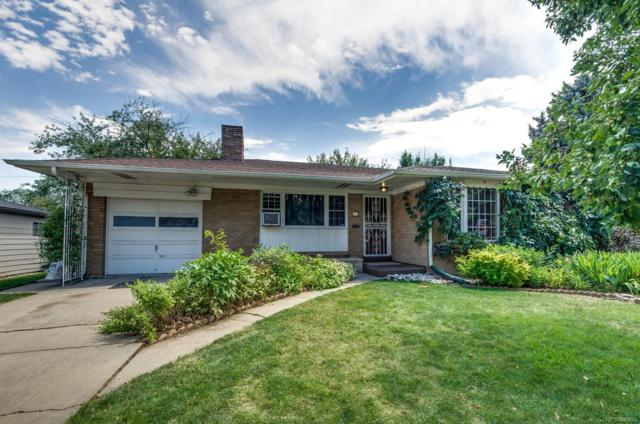 410 Dover Street, Lakewood, CO 80226 (#2140291) :: My Home Team