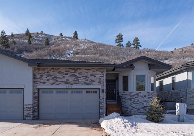 6847 Surrey Trail, Littleton, CO 80125 (#2140323) :: The Dixon Group