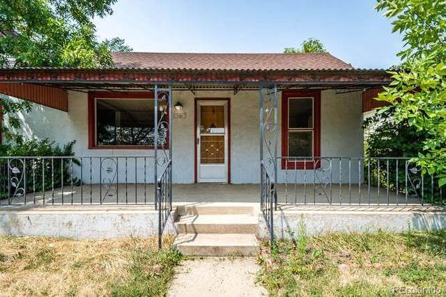 1569 Arapahoe Street, Strasburg, CO 80136 (#2140529) :: Finch & Gable Real Estate Co.