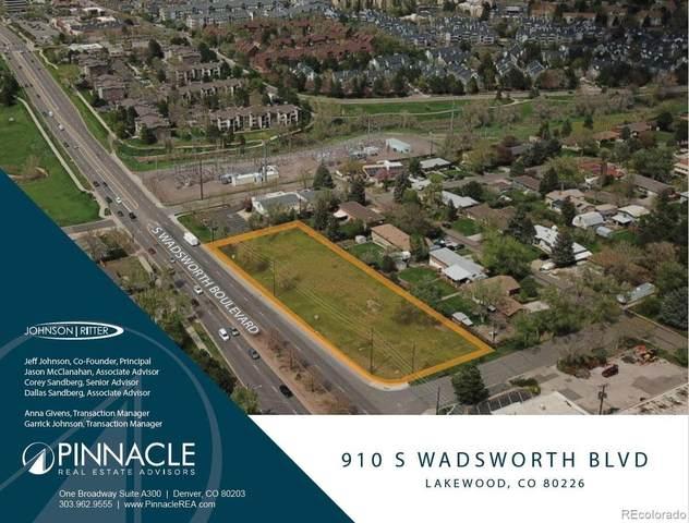 910 S Wadsworth Boulevard, Lakewood, CO 80226 (#2140533) :: Kimberly Austin Properties