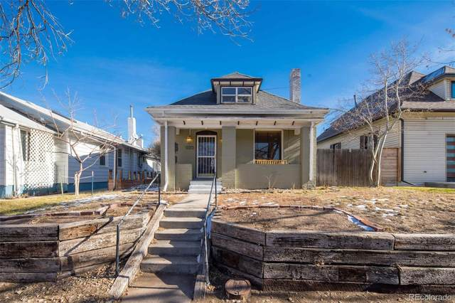 786 S Sherman Street, Denver, CO 80209 (#2140686) :: Hudson Stonegate Team