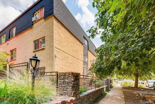 1332 N Williams Street #304, Denver, CO 80218 (MLS #2140895) :: 8z Real Estate