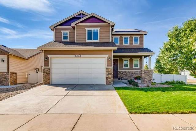 3303 San Carlo Avenue, Evans, CO 80620 (#2141327) :: Portenga Properties - LIV Sotheby's International Realty