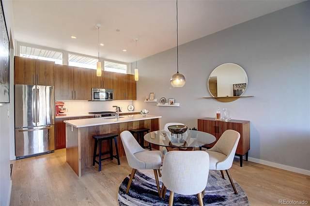 2752 Clay Street #203, Denver, CO 80211 (MLS #2141461) :: Neuhaus Real Estate, Inc.