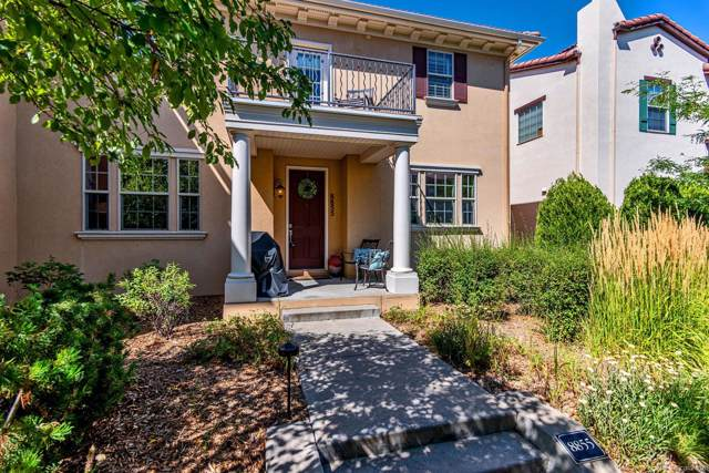8855 E 29th Place, Denver, CO 80238 (#2141480) :: The DeGrood Team