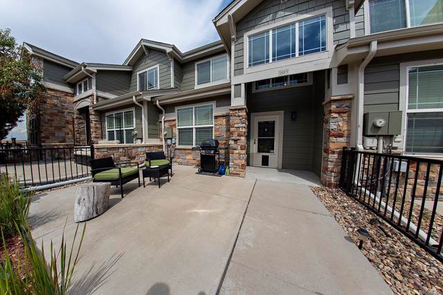 1885 S Buchanan Circle, Aurora, CO 80018 (#2141675) :: The Galo Garrido Group