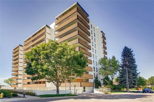 4570 E Yale Avenue #405, Denver, CO 80222 (#2141860) :: Chateaux Realty Group