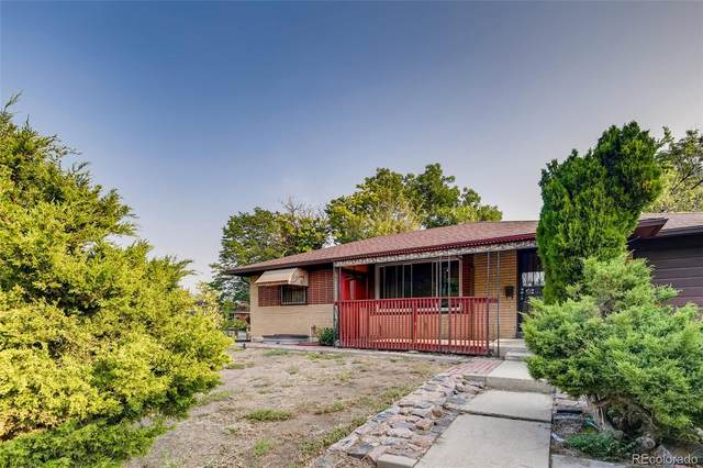 5681 W Cedar Avenue, Lakewood, CO 80226 (#2142211) :: Sultan Newman Group