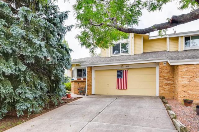 1432 Northcrest Drive, Highlands Ranch, CO 80126 (#2142223) :: My Home Team