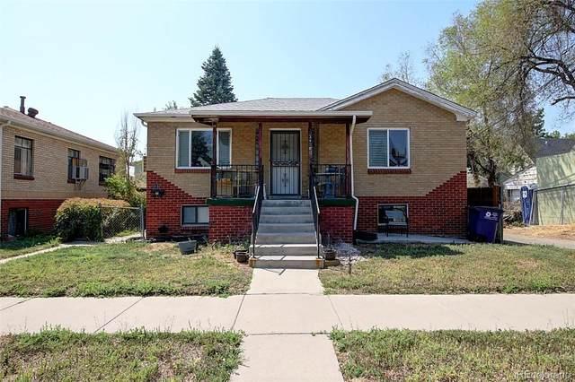 3430 W 25th Avenue, Denver, CO 80211 (#2142227) :: Portenga Properties - LIV Sotheby's International Realty