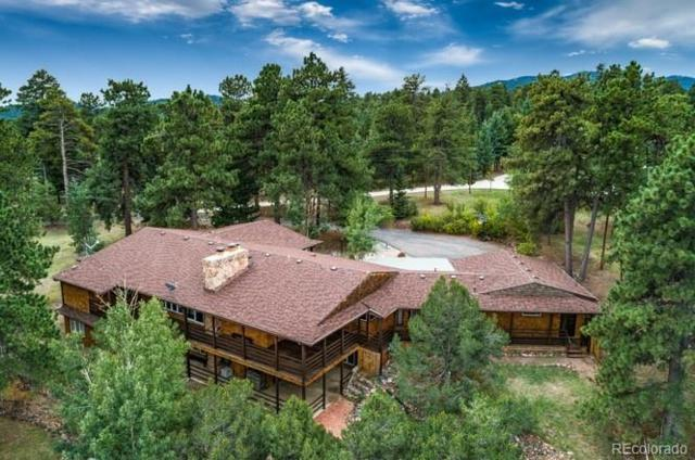 8291 S Mariposa Drive, Morrison, CO 80465 (MLS #2142264) :: Bliss Realty Group