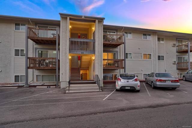 5030 El Camino Drive #22, Colorado Springs, CO 80918 (MLS #2142297) :: 8z Real Estate