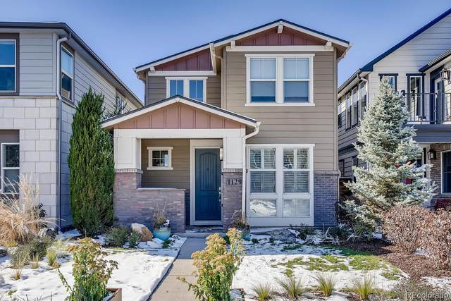 1129 S Logan Street, Denver, CO 80210 (#2142404) :: The Gilbert Group