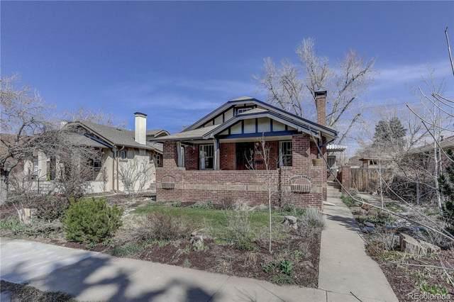 1210 Jackson Street, Denver, CO 80206 (#2142835) :: Wisdom Real Estate