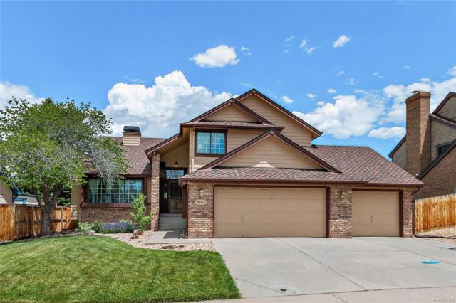 7503 Rattlesnake Drive, Lone Tree, CO 80124 (#2143235) :: Bring Home Denver with Keller Williams Downtown Realty LLC