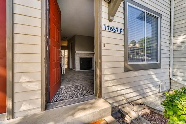 17657 E Loyola Drive F, Aurora, CO 80013 (#2143307) :: Kimberly Austin Properties
