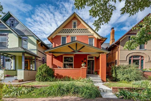 145 W 1st Avenue, Denver, CO 80223 (MLS #2143427) :: Bliss Realty Group