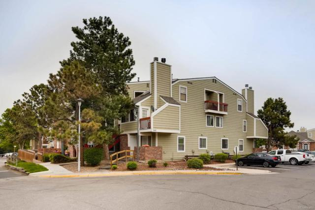 912 S Dearborn Way #2, Aurora, CO 80012 (#2143523) :: The Griffith Home Team