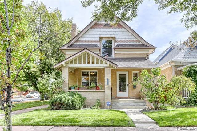604 S Pennsylvania Street, Denver, CO 80209 (#2143855) :: Briggs American Properties
