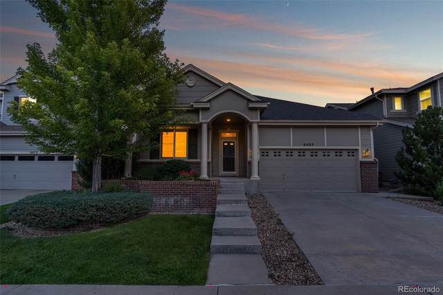 6482 S Potomac Court, Centennial, CO 80111 (#2144031) :: The Heyl Group at Keller Williams