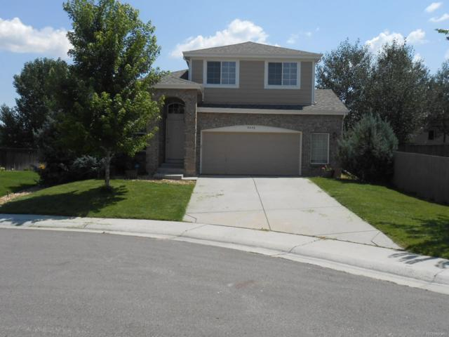 5446 Green Court, Parker, CO 80134 (MLS #2144174) :: 8z Real Estate