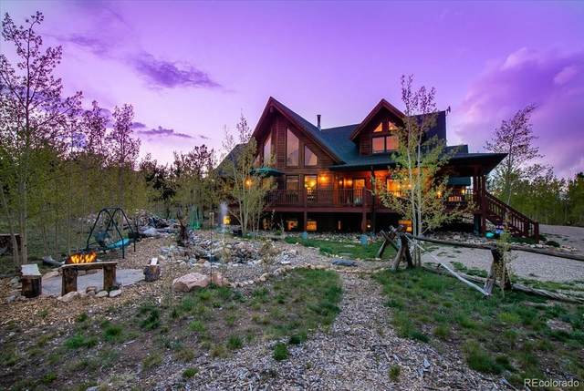 321 Browns Pass, Fairplay, CO 80440 (MLS #2144268) :: Find Colorado Real Estate