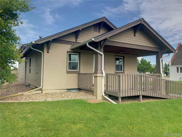 428 H Avenue, Limon, CO 80828 (MLS #2144351) :: 8z Real Estate