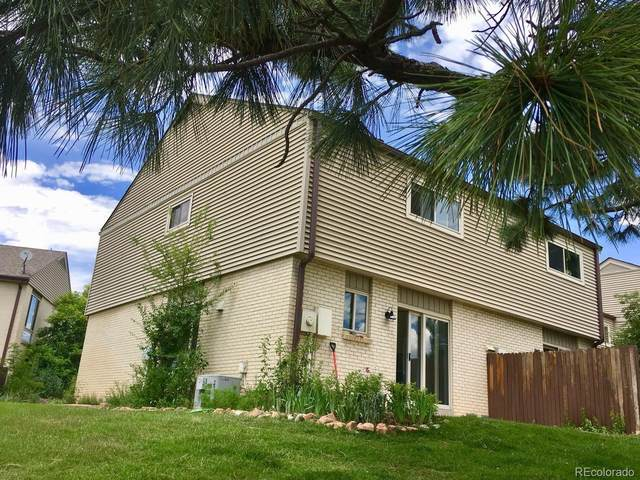 4252 W Pondview Drive, Littleton, CO 80123 (#2144652) :: Re/Max Structure