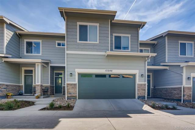 12246 Blue Fir Court, Parker, CO 80134 (#2144669) :: The Scott Futa Home Team