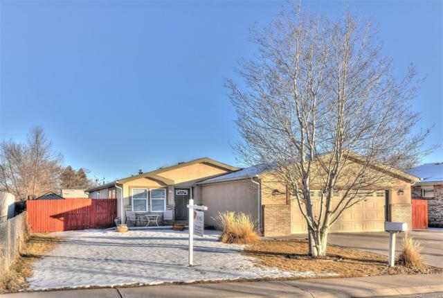 6534 Newport Street, Commerce City, CO 80022 (#2144850) :: The City and Mountains Group