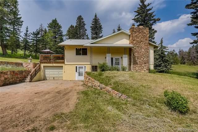 10521 Highway 73, Conifer, CO 80433 (#2145280) :: The HomeSmiths Team - Keller Williams