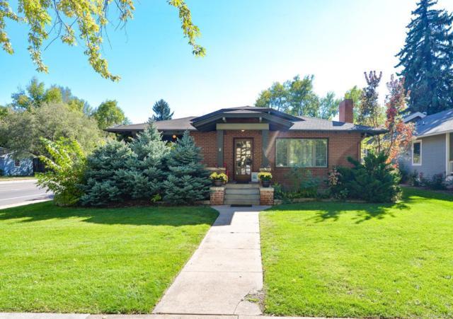 1101 W Oak Street, Fort Collins, CO 80521 (MLS #2145344) :: 8z Real Estate