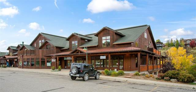 1169 Hilltop Parkway 101B, Steamboat Springs, CO 80487 (#2145411) :: The DeGrood Team