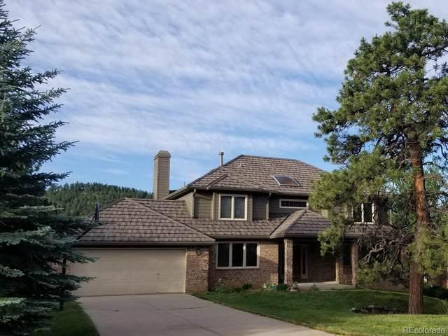 25836 Buffalo Lane, Golden, CO 80401 (#2145542) :: Berkshire Hathaway HomeServices Innovative Real Estate