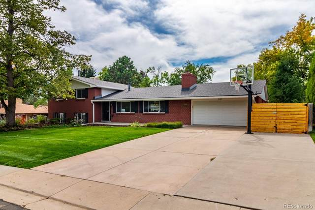 2491 S Jasmine Place, Denver, CO 80222 (MLS #2145690) :: Kittle Real Estate