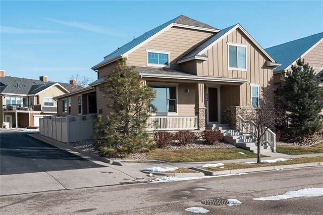 4744 Prairie Vista Drive, Fort Collins, CO 80526 (#2145946) :: The Dixon Group