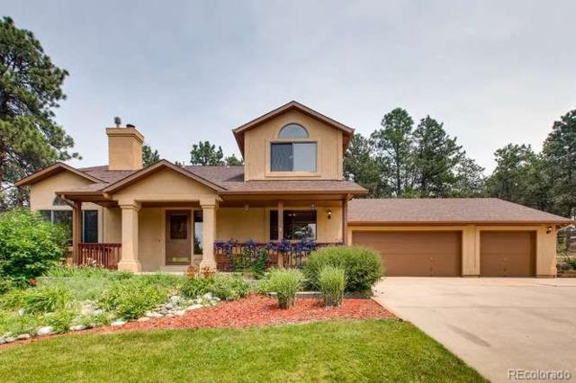 18137 Flowered Meadow Lane, Monument, CO 80132 (#2146134) :: My Home Team