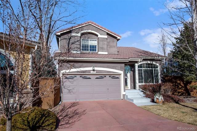 1337 Laurenwood Way, Highlands Ranch, CO 80129 (#2146189) :: The HomeSmiths Team - Keller Williams